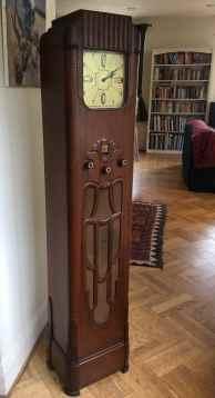 Crosley Oracle 59 clock radio (USA c1932)