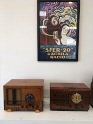 Radio and Design exhibition, NorthArt Gallery, August 2017