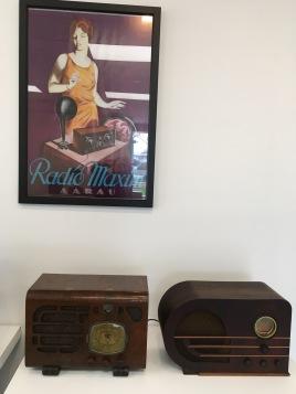 Radio and Design exhibition, NorthArt Gallery, August 2017