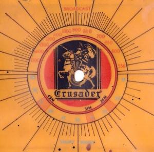 Crusader dial