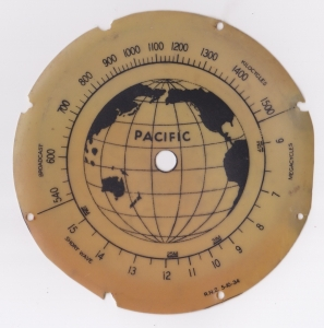 Pacific dial DW