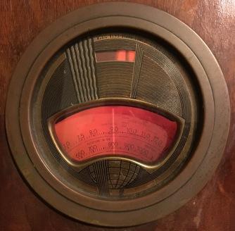 Philco 38-5 dial