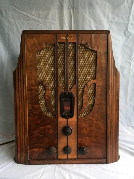Philco 97E (USA 1935)