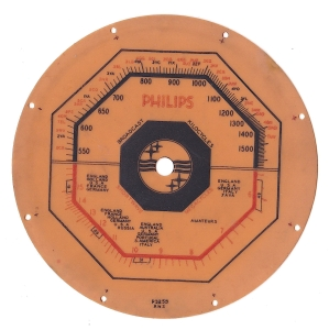 Philips dial