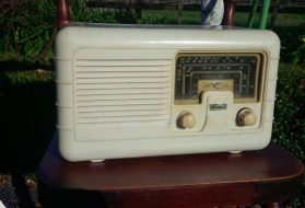 "Ultimate ""Broadcast Minor"" model RAC (NZ 1951)"