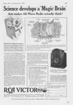 RCA 128 advertisement