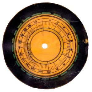 unknown dial 3