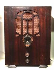 AWA C87 Radiolette 1932