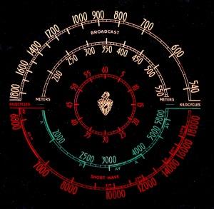American Bosch 660C dial black bkgd