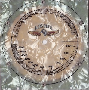 Ariel BC circular dial
