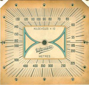 Ultimate AU dial