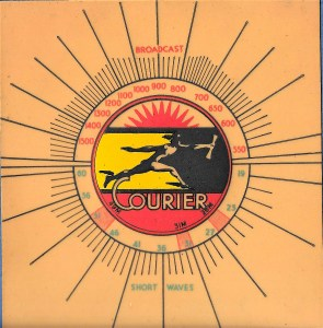 courier dial